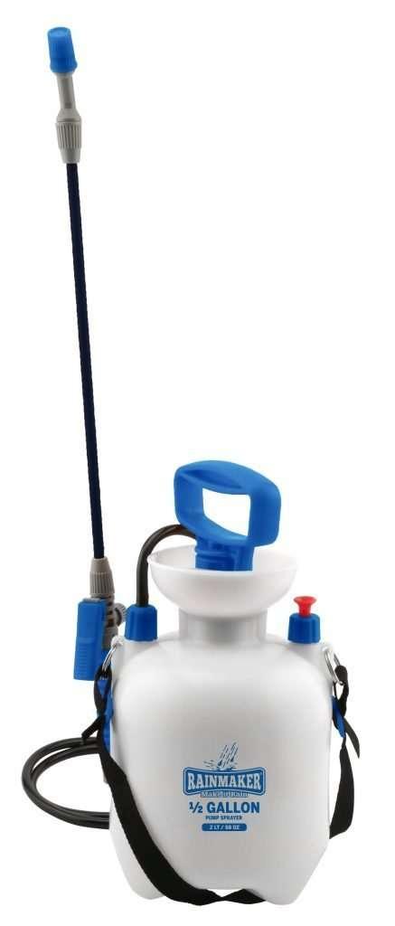 0.5 gallon Rainmaker Pressurized Pump Sprayers