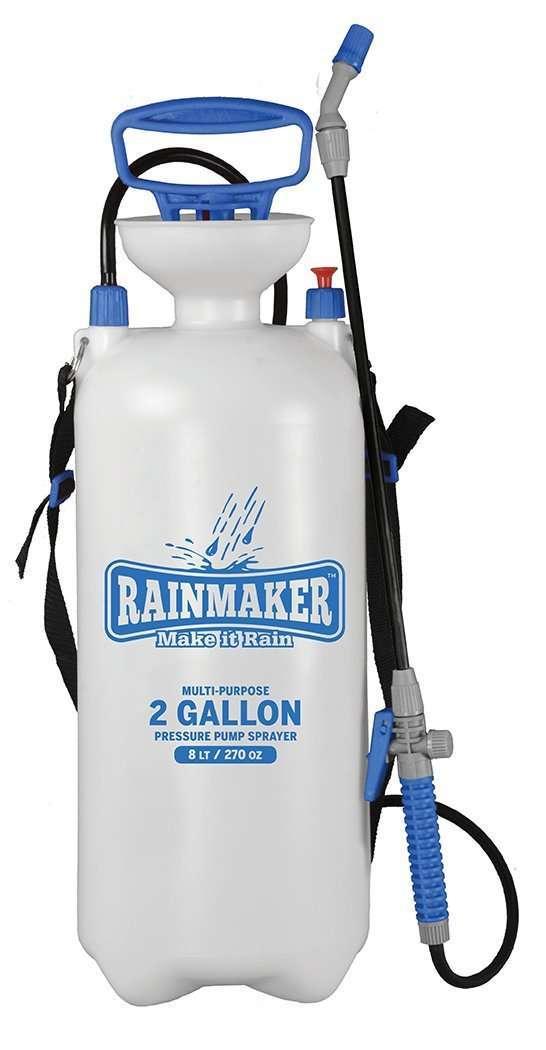 2 gallon Rainmaker Pressurized Pump Sprayers