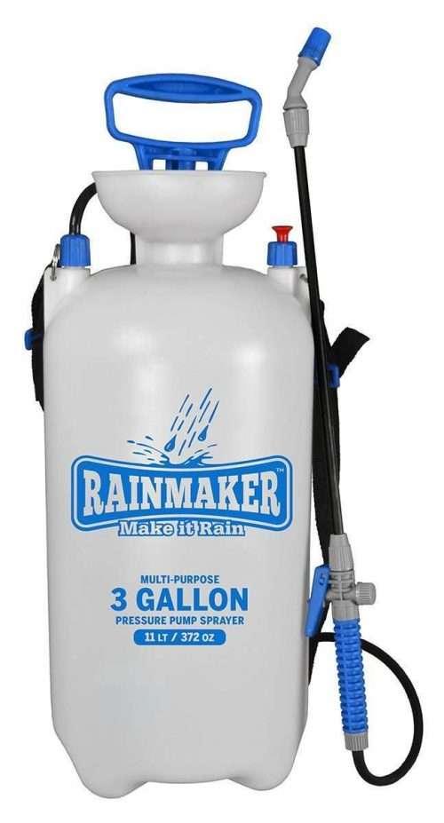 3 gallon Rainmaker Pressurized Pump Sprayers