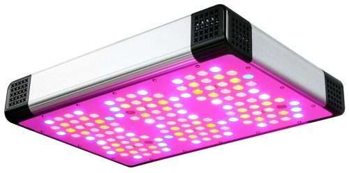 AgroLED Dio-Watt 432, 265W Full Spectrum Low Pro light on