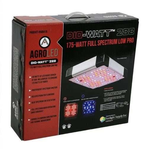 AgroLED growlight box