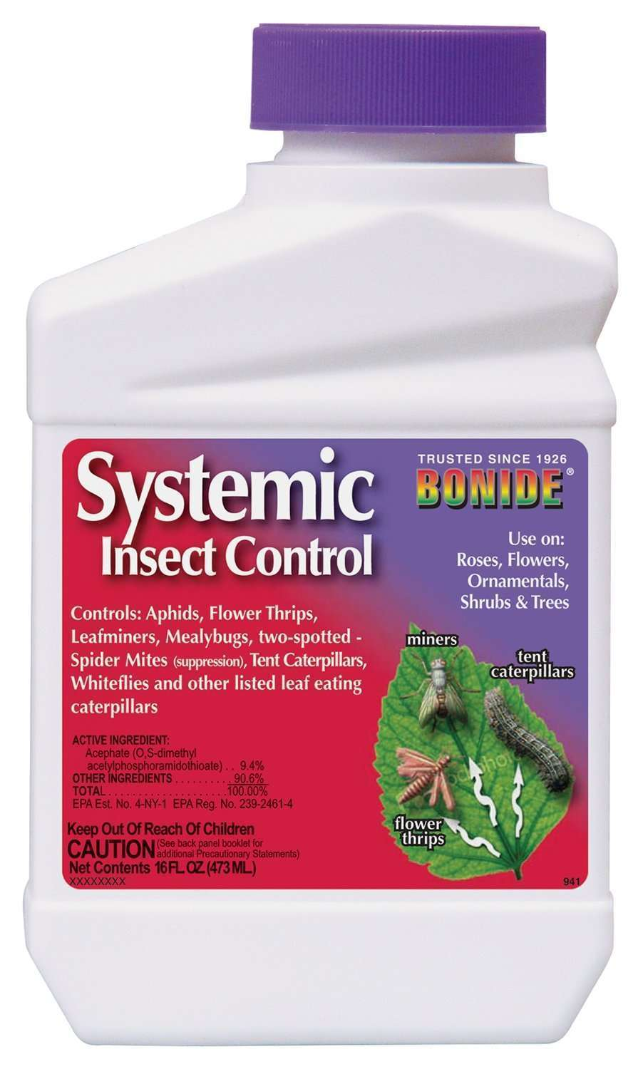 Bonide systemic pest control