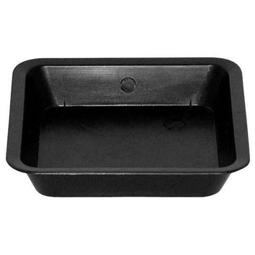 Gro Pro Black Square Saucer for Black Square Pots