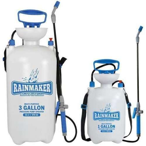 Rainmaker Pressurized Pump Sprayers